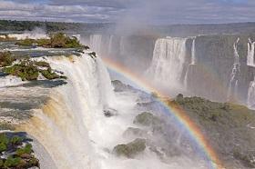 Parana Iguassu Falls